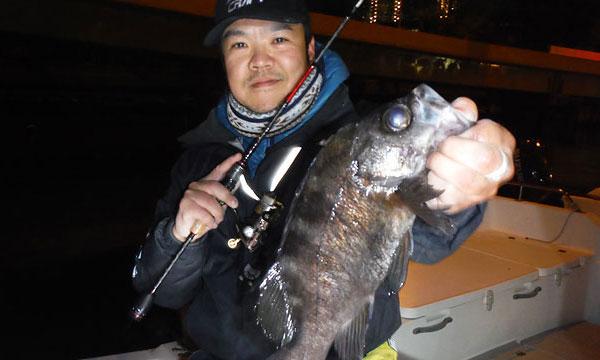 横浜ルアーメバルトーナメント2015 第1戦 優勝レポート 澤村智之氏