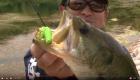 エアバッグバグ&エアバッググラブ野池釣行レポート