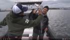 ボートタチウオ「船ワインド」フラッシュJで爆釣報告!