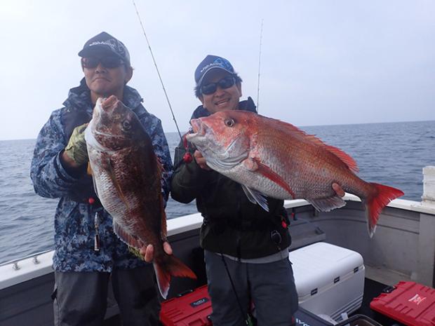 5月23日(水)のThe Hit ! 放送告知 日本海で70オーバーの大鯛ヒット&初のタラ釣り!